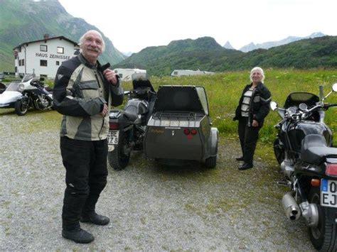 Motorrad Gespannfahrer by Motorrad Gespanne Zeitschrift F 252 R Gespannfahrer