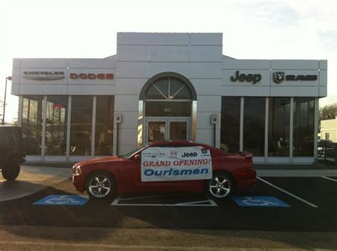 Ourisman Chrysler Dodge Jeep Ram by Ourisman Chrysler Dodge Jeep Ram Bowie Md 20716 Car