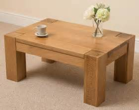 solid oak table image