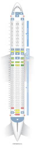 air canada 767 seat map air canada seating chart 763 seatguru seat map
