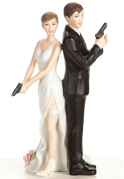 Wedding Figurines by Quot Quot Wedding And Groom Cake Topper