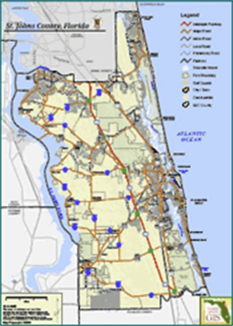 St Johns County Clerk Of Court Records Search St Johns County Geographic Information Systems