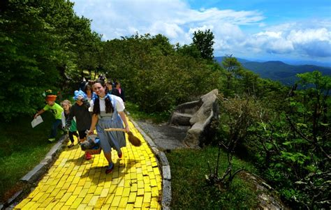 land of oz theme park north carolina s defunct land of oz theme park reopening