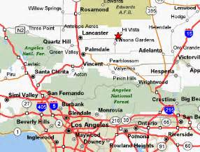map of lancaster ca area pictures to pin on