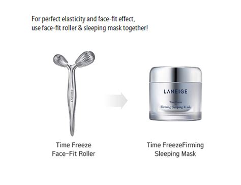 Harga Laneige Time Freeze Sleeping Mask box korea mini laneige time freeze firming