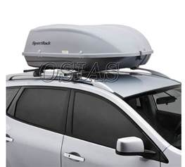 Bars On Top Of Car by Car Cargo Box Roof Top Carrier Mount Travel Storage