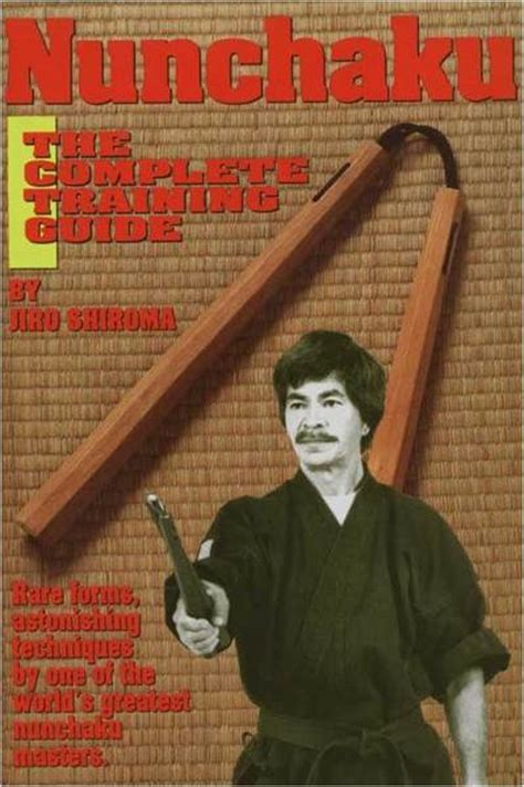 the complete martial artist books nunchaku the complete guide 9109