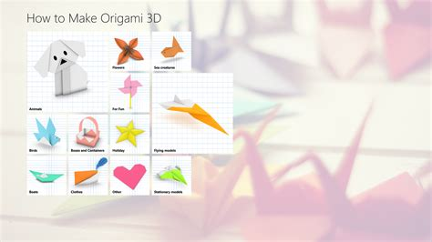 How Do You Make A Origami - how to make origami
