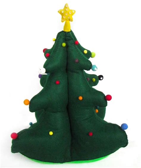 18 creative felt christmas tree ideas guide patterns
