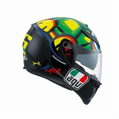 Helm Agv K3 Sv Agv K3 Sv Tartaruga Turtle Helm Valentino