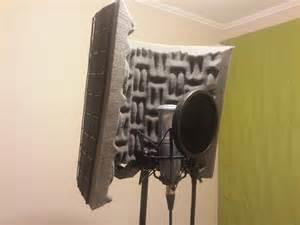 diy portable vocal booth