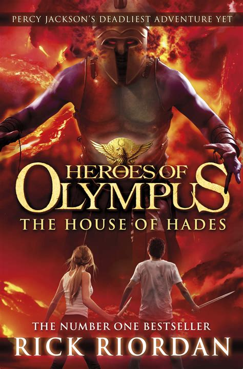themes for house of hades house of hades heroes of olympus 04 by rick riordan