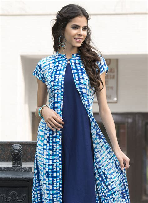 jacket design kurti latest top 10 designer jacket style kurti designer saree