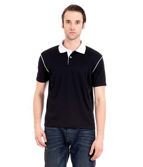 Black Half Printed palm black polyester half printed t shirt buy palm