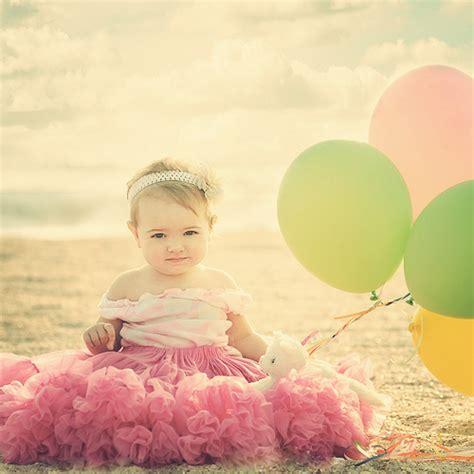 baby baby girl ballon balloon child favim com 303858