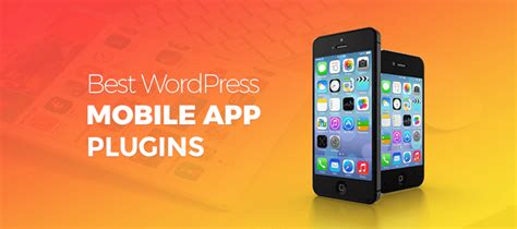 mobile plugins for 7 mobile app plugins free and paid formget