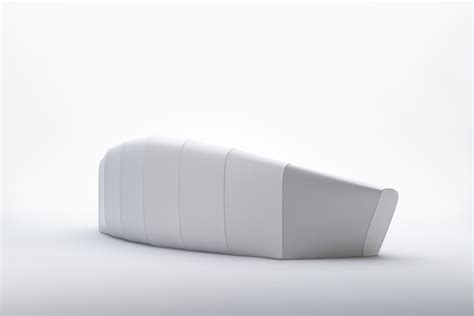 minimalist sofa minimalist zeppelin sofa inspired by iconic airships