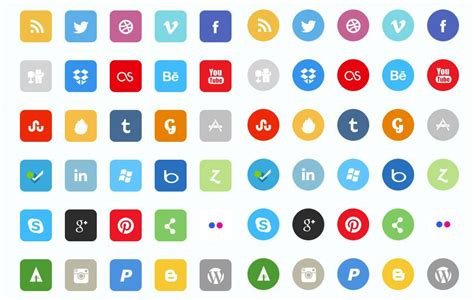 flat design icon download 53 gorgeous sets of flat design icons