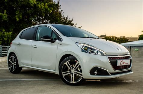 peugeot automobiles peugeot 208 gt line 2016 review cars co za