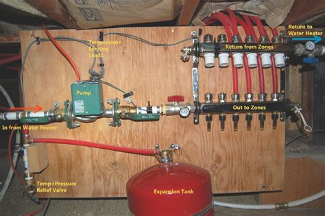 Most Economical House Plans The Radiant Heat Experiment Did It Work
