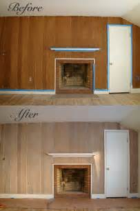 how to whitewash wood paneling design art life how to whitewash or pickle a wood wall with paint