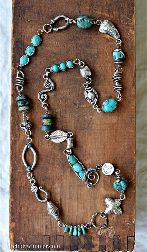 Handmade Necklaces Designs - jewelry designs by wimmer featured in jewelry affaire