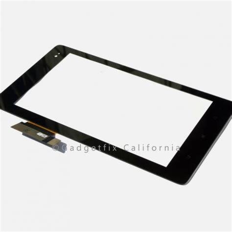 Promo Touchscreen Panel Replacement For Huawei Ideos S7 101 Yj 34y Sal us huawei ideos s7 slim 7 quot touch panel screen glass