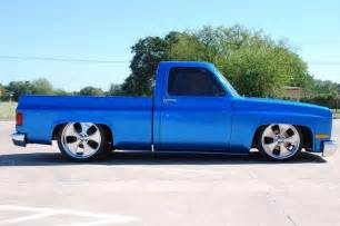 1985 chevrolet c10 350 350 hp 4 link with air ride
