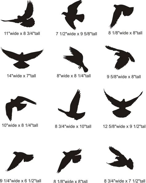 pics for gt bird flying silhouette tattoo