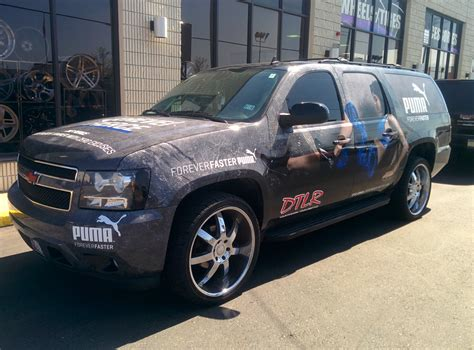 House Of Dubs by Custom Commercial Vehicle Wraps Graphics By Hod