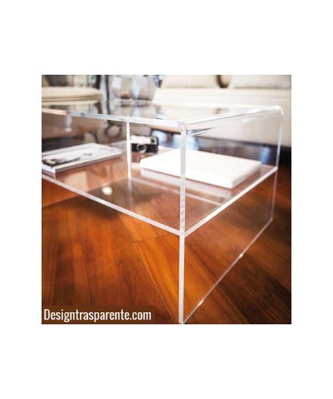 tavolini per divani tavolino con ripiano 70x40h40 per divani in plexiglass