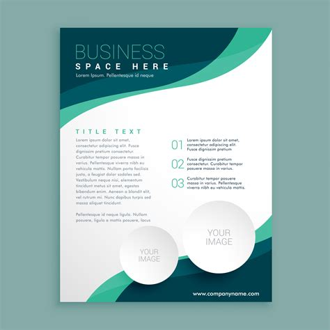 Phlet Free Vector Art 14359 Free Downloads Layout Template