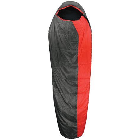 Sleeping Bag Mummy texsport 174 suppressor 20 degree mummy sleeping bag 293821
