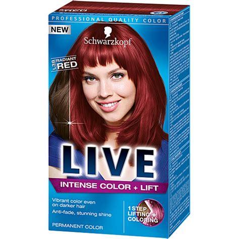 livid color kj 248 p live color xxl schwarzkopf h 229 rfarge fri frakt