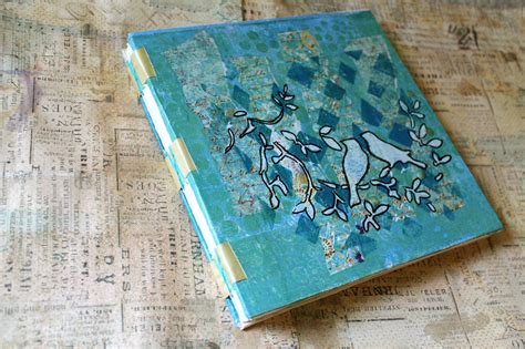 Handmade Paintings - handmade journals