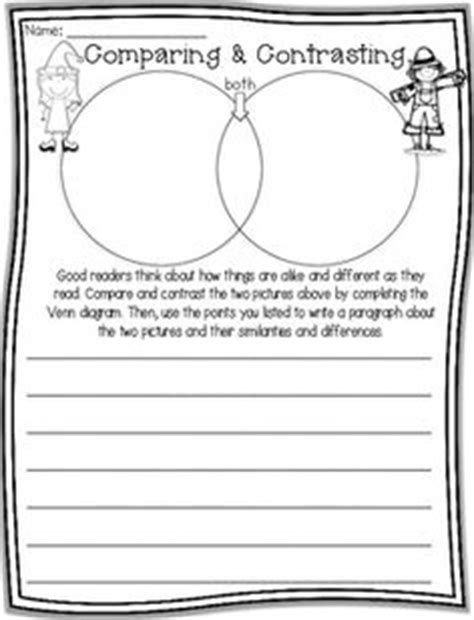 Compare And Contrast Worksheets 5th Grade by 12 Best Images Of Reading A Pictograph Worksheet
