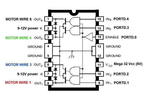 3 phase stepper motor schematic get free image about