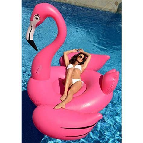 GeeksHive: Kangaroo 10167 Gigantic Flamingo Pool Float;78