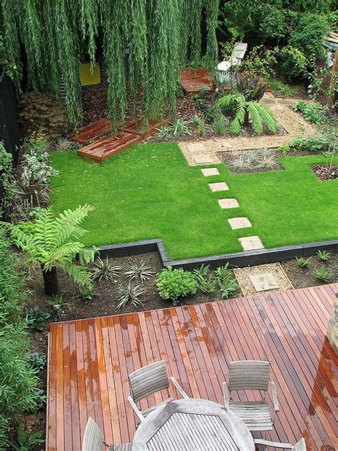 asymmetric family garden favethingcom