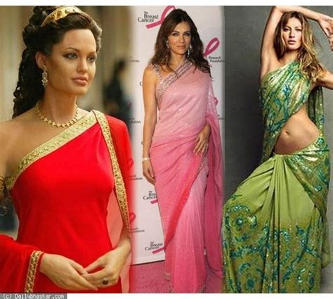 best hollywood actress in saree 440 best images about bollywood news on pinterest