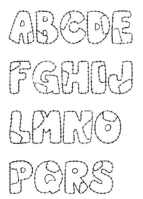 moldes de letras del abecedario para carteleras moldes letras do alfabeto mai 250 sculas e min 250 sculas
