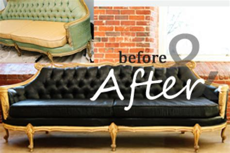 upcycling sofa upcycled furniture before and after www imgkid com the