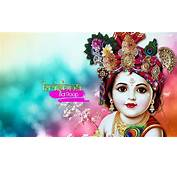 Download Krishna Ji Bal Gopal Hd Wallpaper  Janmashtami