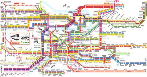 printable map prague large detailed metro map of prague city prague city large