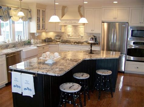 Gourmet Kitchen Island | gourmet kitchen kitschy kitchens pinterest stove