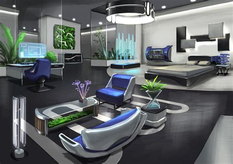 home concept design center the sims 3 into the future concept art sims community