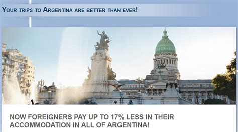 Argentina Mba In Usa April 2017 by Le Club Accorhotels Points For Stays In Argentina