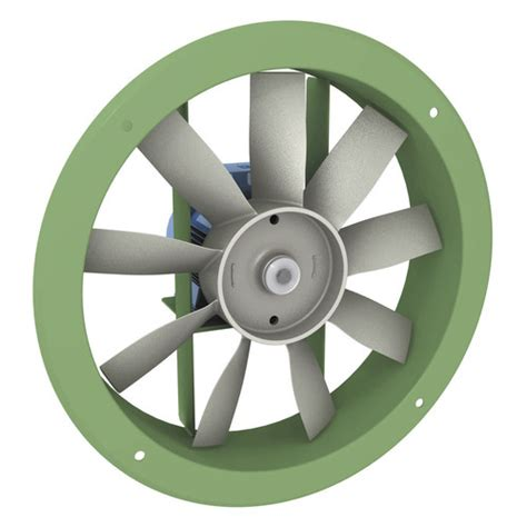 direct drive tubeaxial fans wall mounted tube axial fan d p engineers