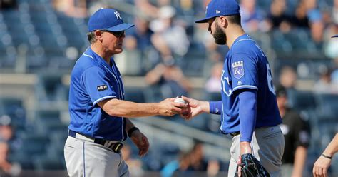 royals fall 11 3 as yankees judge becomes season rookie