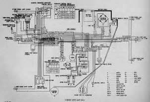 honda cb350 wiring diagram needed antique vintage classics thumpertalk